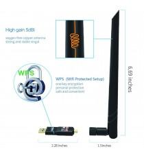 Adattatore WiFi 1200 Mbits