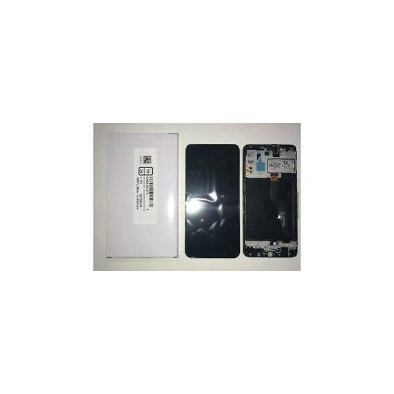 GALAXY A10 LCD SERVICE PACK SENZA FRAME A105F